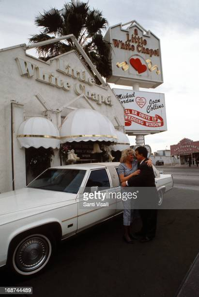 Drive Up Wedding Chapel on March 4, 1996 in Las Vegas, Nevada.