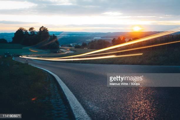 driven along - ravensburg stock-fotos und bilder