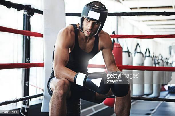 ボクシングの夢によって駆動