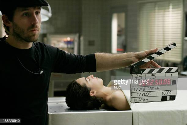 LAW ORDER 'Driven' Episode 5 Air Date Pictured Elliot Korte as David Kendall