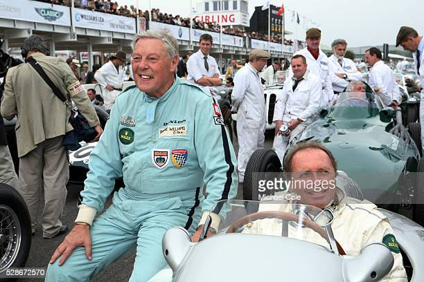 Driver Barrie Whizzo Williams and Jochen Mass