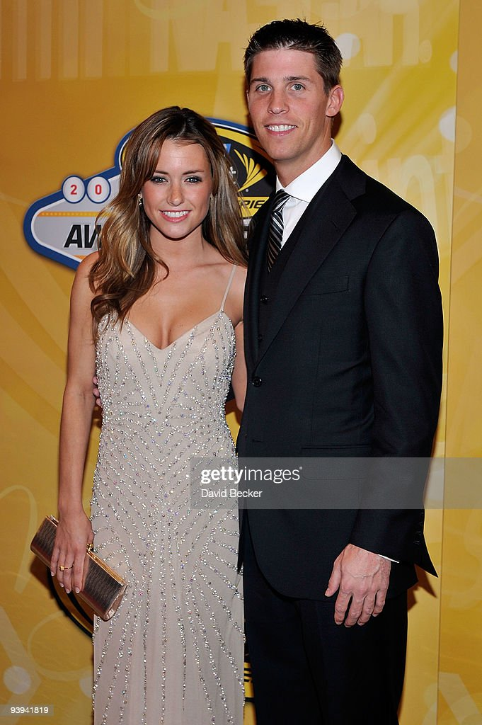 NASCAR Sprint Cup Series Awards Banquet - Red Carpet : News Photo