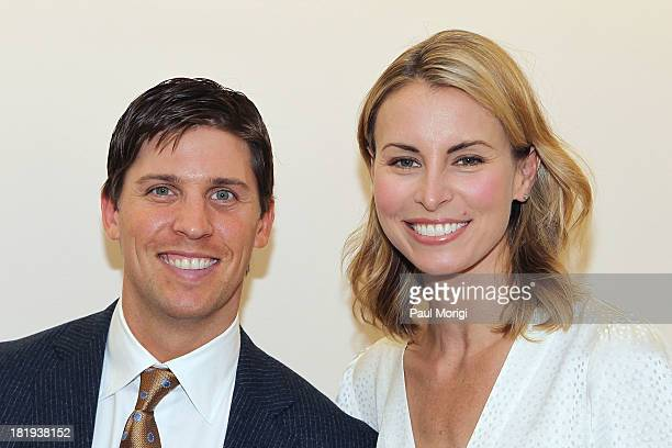 NASCAR driver Denny Hamlin and super model Niki Taylor visit Capitol Hill to meet with federal lawmakers to encourage support for maternal and infant...