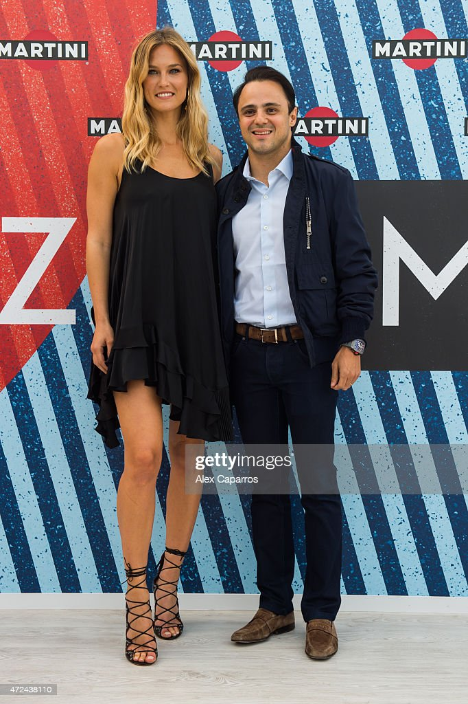 RACING driver Felipe Massa joins model Bar Refaeli as she's announced as the global MARTINI race ambassador. The pair kicked off the European Formula One season at Terrazza MARTINI in style at Port Vell, Barcelona on Thursday 7 May 2015. Terrazza MARTINI is open throughout the Spanish Grand Prix weekend.