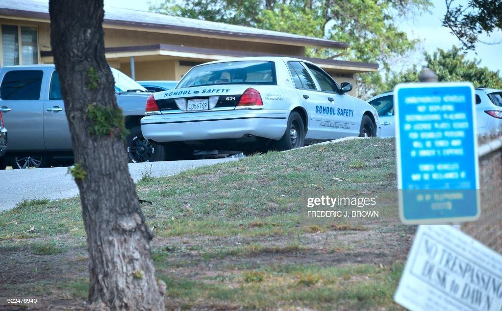 US-CRIME-SCHOOL : Photo d'actualité