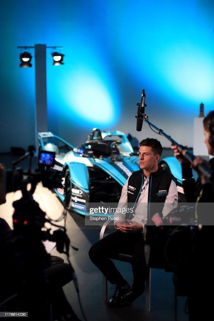 Panasonic Jaguar Racing Season 6 Launch : News Photo