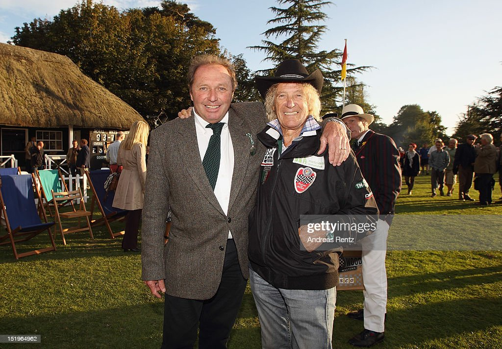 Goodwood Revival 2012 : News Photo