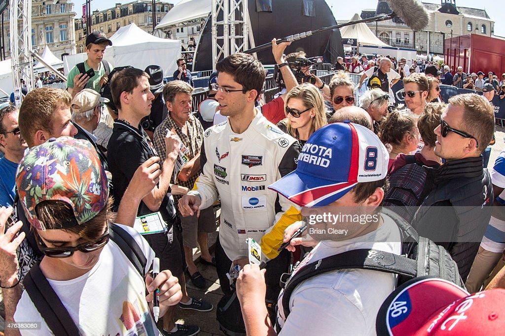 Le Mans 24h Race - Scrutineering