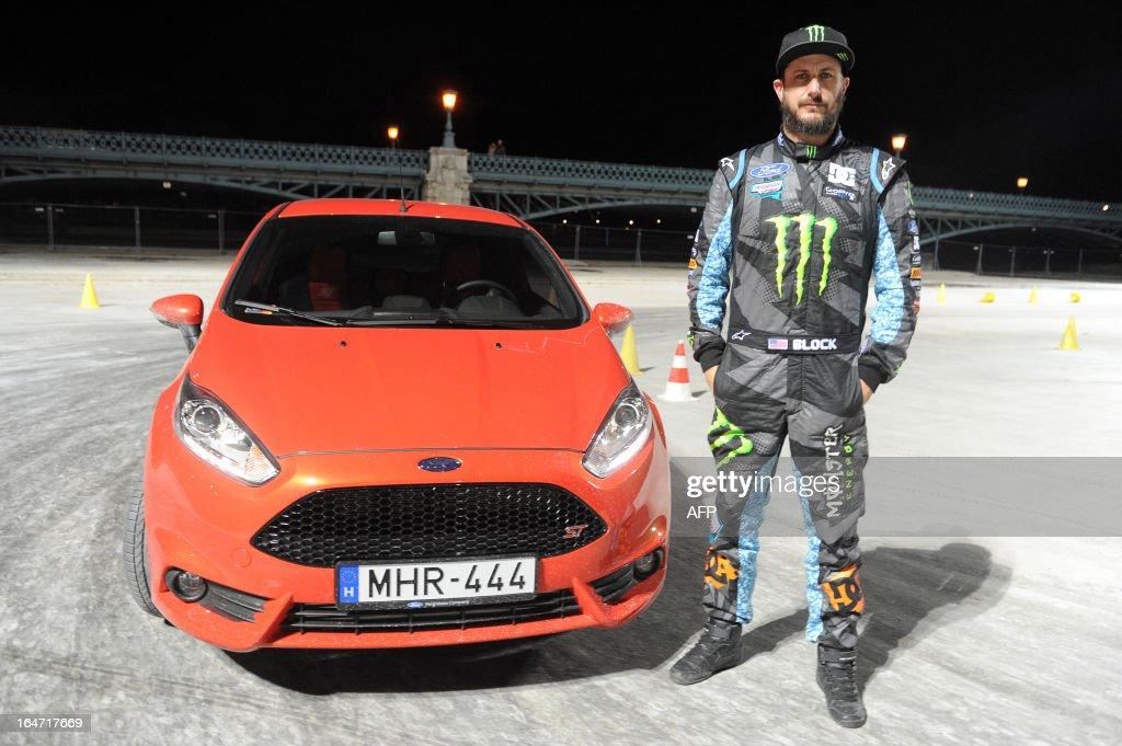 US driver Ken Block of Hoonigan Racing Division Team, formerly ...