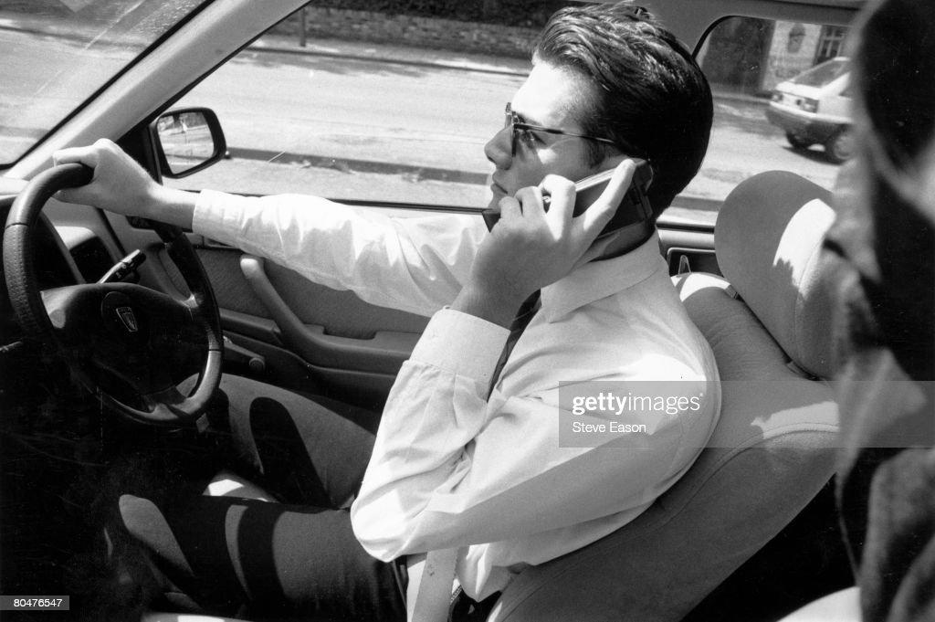 Car Phone : News Photo