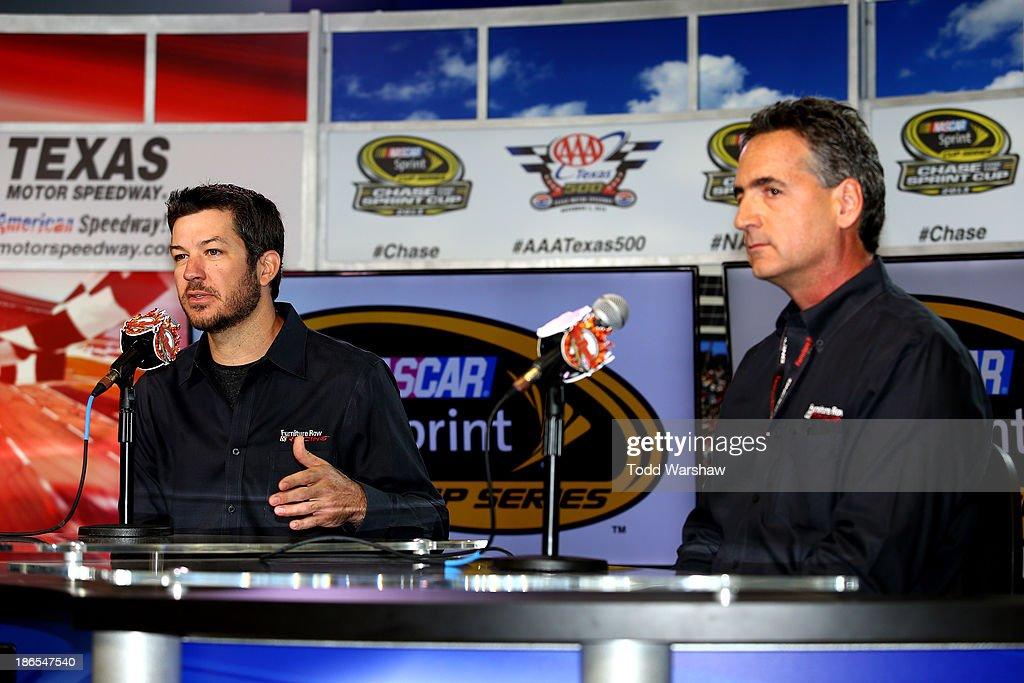 Texas Motor Speedway - Day 2 : News Photo