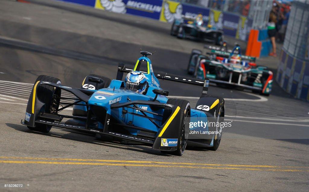 Formula E Qualcomm New York City ePrix