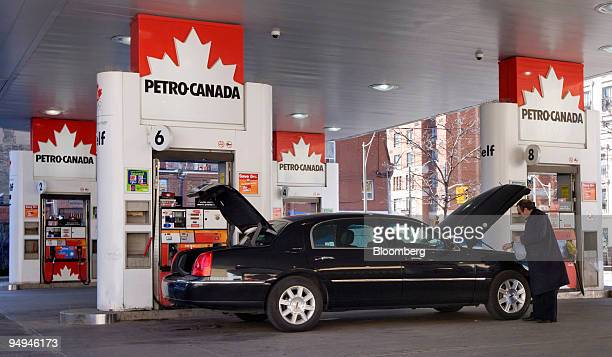 Petro Canada Station Stock Photos And Pictures Getty Images