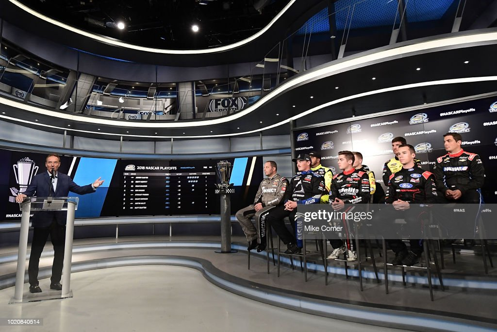 NASCAR Camping World Truck Series Production Media Day