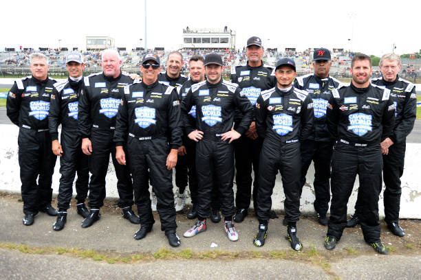 CT: Inaugural Superstar Racing Experience Event - Stafford Motor Speedway