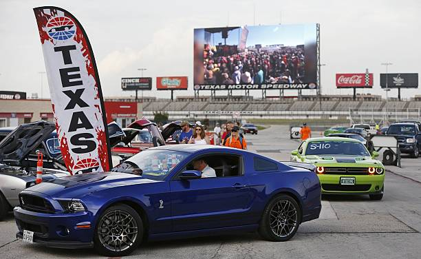Photos Et Images De Friday Night Drags At Texas Motor Speedway - Texas motor speedway car show