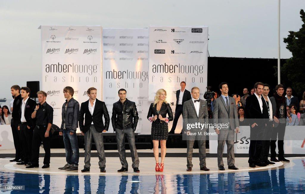 Amber Lounge Fashion Monaco 2012 - Show