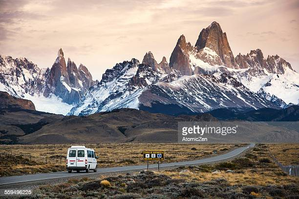 Driveway to Fitz Roy
