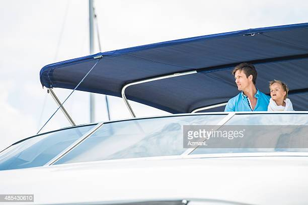 Driving a Yacht