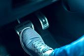 driving break car