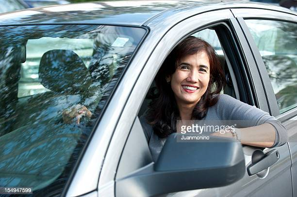 driving housewife - philippines stock pictures, royalty-free photos & images