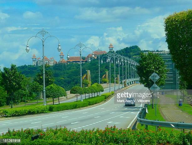 Driving in Putrajaya