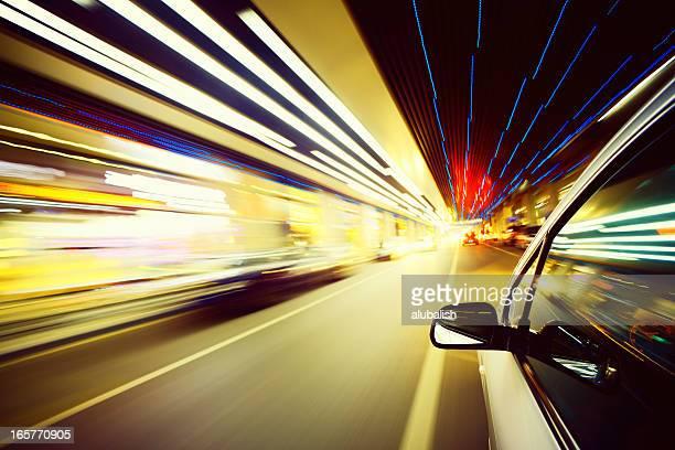 Driving in urban scene