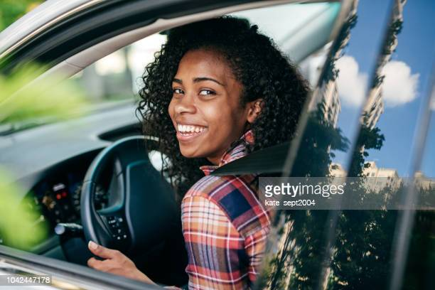 driving lessons - driver stock photos and pictures