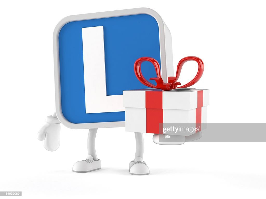 Driving lessons : Stock Photo