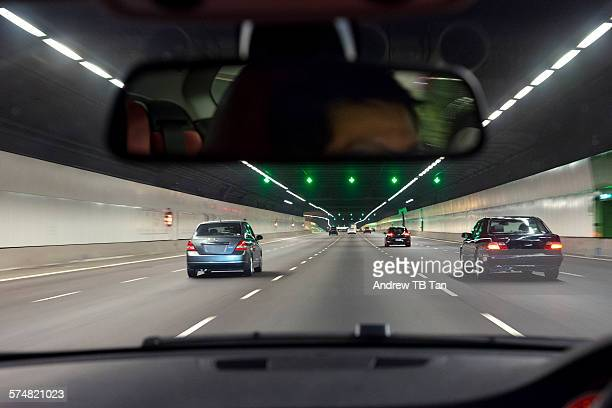 Driving on underground and undersea