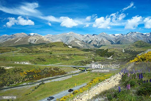 Driving The Southern Alps