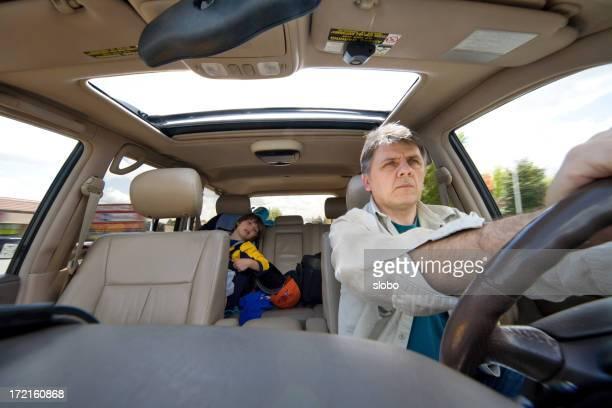 Fahren mit Papa