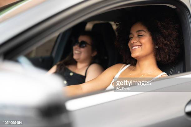 driving with the best friends at car interior - buying a car stock pictures, royalty-free photos & images