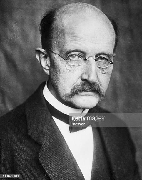 Dr.Max Planck, Nobel Prize Winner.