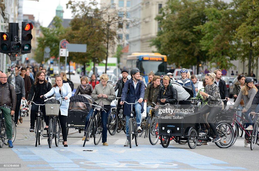 General Views Of Copenhagen : Nachrichtenfoto