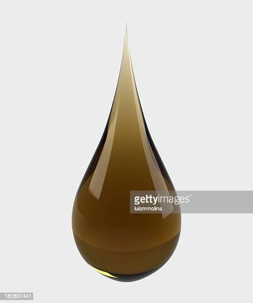 ドロップの石油