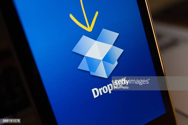Dropbox a file sharing app has recently been under scrutiny after over 70 million of its users credentials were hacked Bydgoszcz Poland on September...
