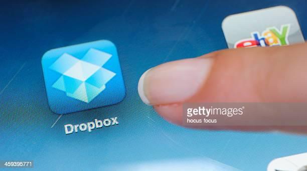 Dropbox application pour iPad