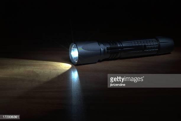 Dropped Flashlight