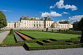 Drottningholm in summer (Sweden)