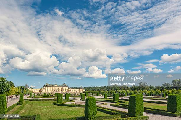 Drottningholm Palace and gardens