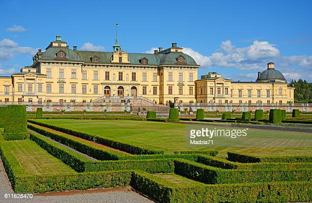 drottningholm - drottningholm palace stock pictures, royalty-free photos & images