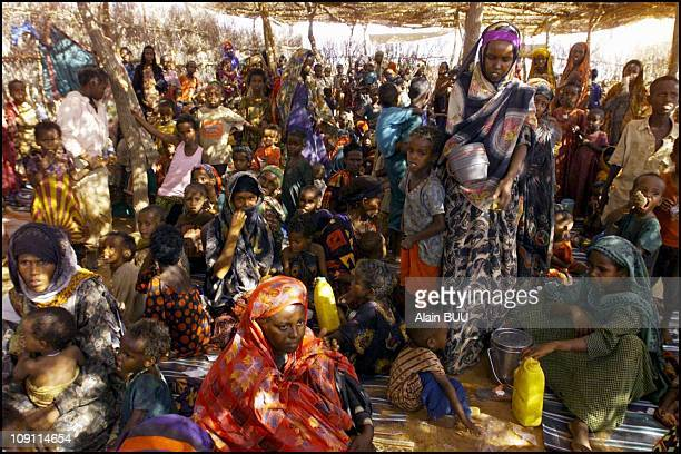 Drought And Famine In Ethiopia On April 15Th Ethiopia. Gode, Therapeutic Feeding Center
