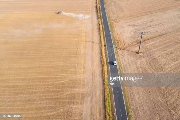 Dürre in Deutschland - Sommer 2018