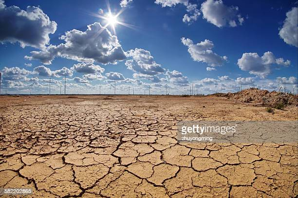 drought land - global warming stock pictures, royalty-free photos & images