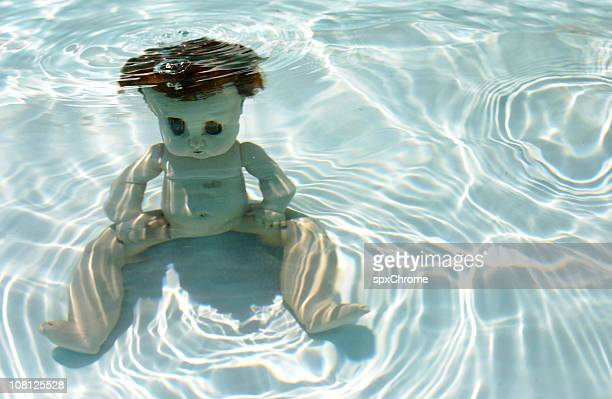 Drowning Baby Doll