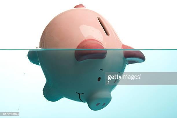 Se noyer dans la dette