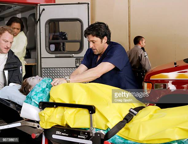 S ANATOMY Drowning on Dry Land Grey's Anatomy's threeepisode story arc continues with a part two that will challenge the interns of Seattle Grace and...
