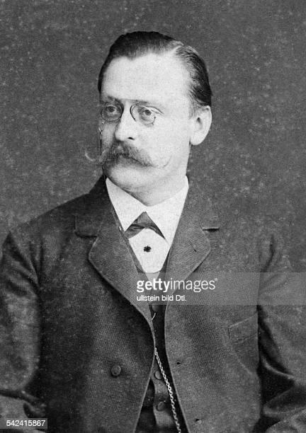 Droysen Johann Gustav Ferdinand Historian Germany*0607180819061884 Politician undatedVintage property of ullstein bild