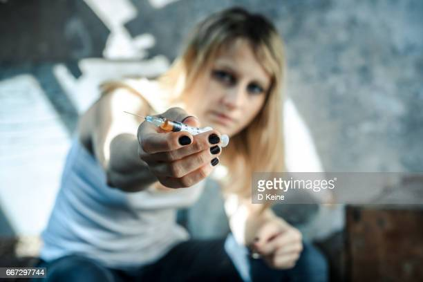 drug addiction - heroin stock pictures, royalty-free photos & images